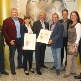 Preisgekröntes E-Car-Sharing: Mobilitätsverein fahrvergnügen.at gewinnt Energy Globe