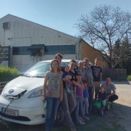 ADAMAH BioHof setzt auf Elektromobilität
