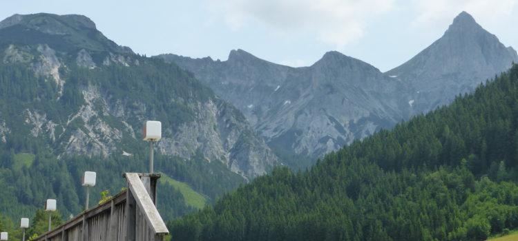 Kaiserau Erlebnisweg und Besucherlenkung – Das Projekt geht in die finale Phase