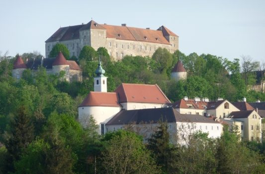 Open Future Labs Day auf der Burg Neulengbach am 15. September 2017