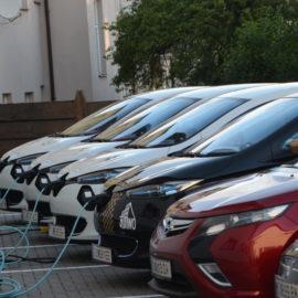 E-Autos senken Fuhrpark-Kosten in Unternehmen