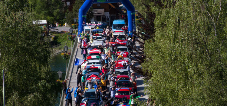 WAVE Trophy: Weltweit größte Elektromobilitäts-Rallye tourt im September 2018 durch Österreich