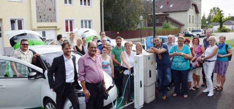 Erfolgsfaktor Elektromobilität – Chancen für Regionen, Gemeinden und Betriebe